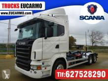 Lastbil Scania polyvagn begagnad