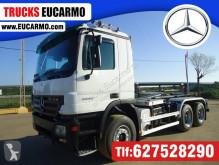 Camión Gancho portacontenedor Mercedes Actros 3344