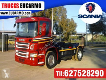Camion Scania polybenne occasion