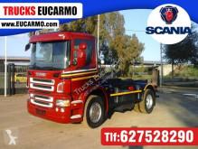 Camião Scania poli-basculante usado