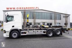 Грузовик мультилифт Scania R 500