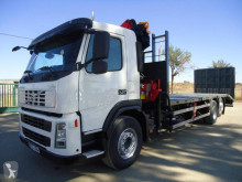 Volvo FM12 380 truck used heavy equipment transport