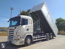 Scania truck used tipper
