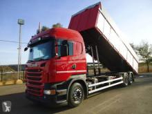 Ciężarówka Scania wywrotka używana