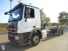 Camion Mercedes Actros 2532 châssis occasion