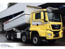 Camión volquete MAN TGS 35.480