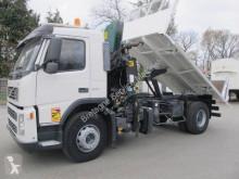 Lastbil Volvo FM 340 lastvagn bygg-anläggning begagnad