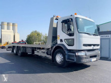 Camion Renault Premium 385.26 porte engins occasion