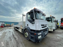 Iveco Stralis truck used heavy equipment transport