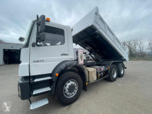 Camion Mercedes Axor 2633 bi-benne occasion