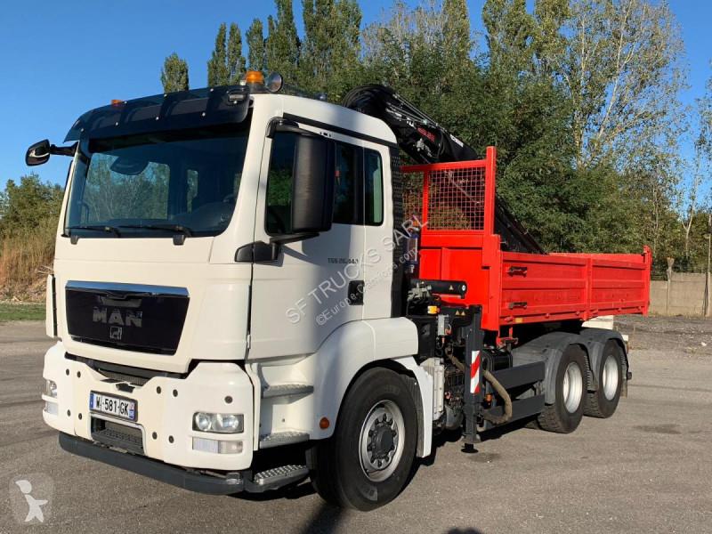 Vedere le foto Camion MAN TGS 26.440