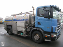 Camión Scania 124G/420 (Nr. 2098) cisterna usado