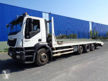 Iveco Stralis AD 320 S 36 X/PS truck used heavy equipment transport