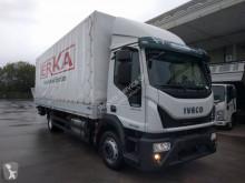 Camión lona corredera (tautliner) Iveco Eurocargo 120 E 25