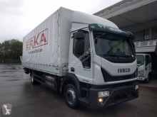 Lastbil flexibla skjutbara sidoväggar Iveco Eurocargo 120 E 25