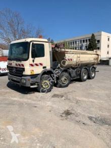 Vrachtwagen kipper Mercedes Actros