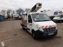 Camião plataforma articulado telescópico Renault Master 100 DCI