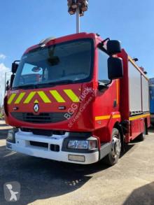 Camion fourgon pompe-tonne/secours routier Renault Midlum 190 DXI