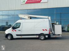 Camião plataforma Renault Master3 euro5 11.60m 120kg Boom-lift van