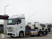 Camion châssis Mercedes ACTROS 2545/6X2/BDF-7,1M/RETARDER/ACC