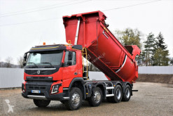 Camion ribaltabile Volvo FMX 410 Kipper * 8x4 * Topzustand!