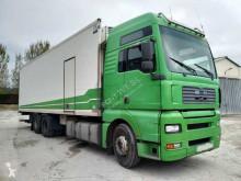 Camión frigorífico MAN TG 410 A