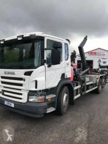 Scania billenőplató teherautó P 360