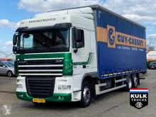 Vrachtwagen DAF XF tweedehands Schuifzeilen