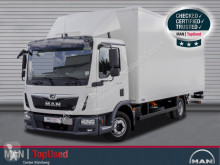 曼恩TGL卡车 8.190 BL-KOFFER-AHK-LBW-3SITZER-KLIM 厢式货车 二手