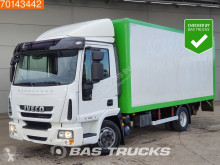Lastbil transportbil Iveco 8E22E Manual Ladebordwand
