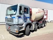 Camião betão betoneira / Misturador MAN TGA 35.360 8x4 BB 35.360 8x4 BB Stetter ca. 9m³