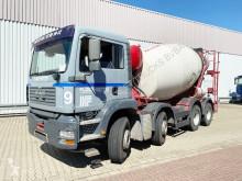 Camion MAN TGA 32.360 8x4 BB 32.360 8x4 BB Stetter ca. 9m³ béton toupie / Malaxeur occasion