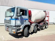 MAN betonkeverő beton teherautó TGA 32.350 8x4 BB 32.350 8x4 BB Stetter ca. 9m³