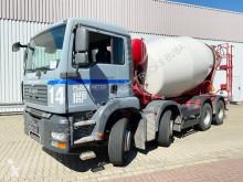 Camião betão betoneira / Misturador MAN TGA 32.360 8x4 BB 32.360 8x4 BB Stetter ca. 9m³