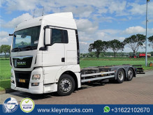 Camion MAN TGX 26.400 fourgon occasion