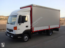 Lastbil Nissan Atleon 35.15 flexibla skjutbara sidoväggar begagnad