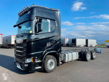 Scania S truck used chassis