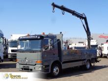 Camion Mercedes Atego 1223 plateau occasion
