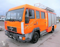 Camión bomberos MAN L2000 L2000 10.224 LHF FP 16/12 4X2 DoKa AHK FEUERWEHR