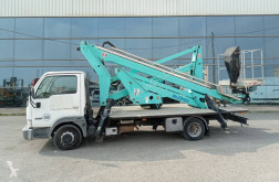 Camion nacelle Nissan Cabstar TL35 21m Boom lift truck Oil&Steel