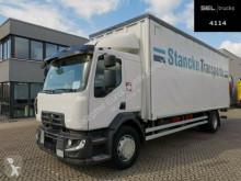 Camion savoyarde Renault D-Series Renault D 18 / Ladebordwand