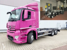 Camion châssis Mercedes Antos 2543 L 6x2 2543 L 6x2, Retarder, Lenk-/Liftachse, ADR, Bi-Xenon