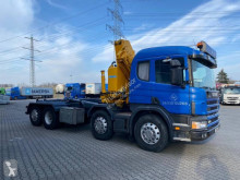 Scania hook lift truck G 114G380