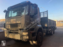 Iveco Trakker AD 260 T 36 W truck used flatbed