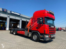 Scania hook lift truck R 124