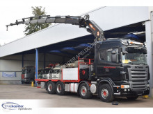 Camion plateau Scania R 500