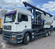 Camion cisterna trasporto alimenti MAN TGA 26.350 Mahl u. Mischtechnik Tierfutter