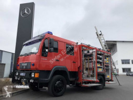 Camion MAN LE LE 10.180 4x4 Allrad Feuerwehr Full Equipment pompiers occasion