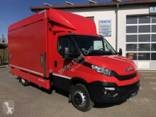 Fourgon utilitaire Iveco Daily Daily 70 C 18 A8 Getränkepritsche Schiebepl. RFK