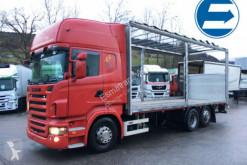 Lastbil Scania R R 470 LB ANALOG, LBW flexibla skjutbara sidoväggar begagnad